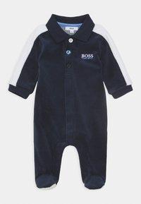 BOSS Kidswear - BABY - Pijama - navy - 0