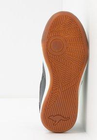 KangaROOS - RACE YARD - Sneakers - steel grey/lime - 5