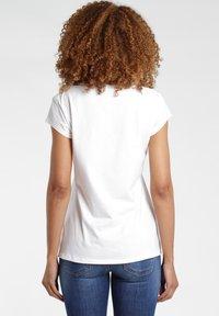 Gang - BASE VIVA - Print T-shirt - white - 1