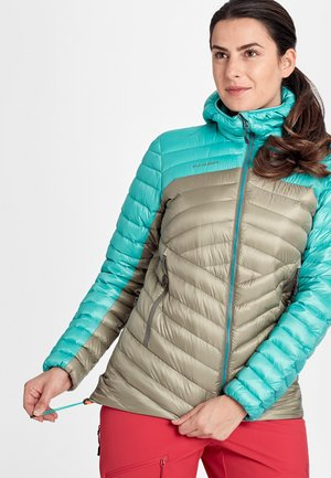 Down jacket - tin-ceramic