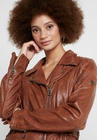 Gipsy - SELMA - Short coat - cognac - 3