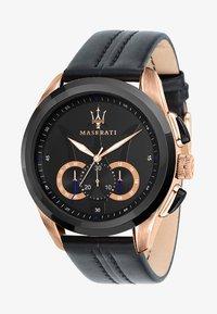 Maserati - Chronograph watch - black - 0