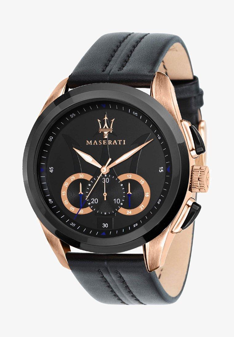 Maserati - Chronograph watch - black