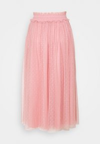Needle & Thread - HONEYCOMB SMOCKED BALLERINA SKIRT EXCLUSIVE - A-line skirt - rose - 1
