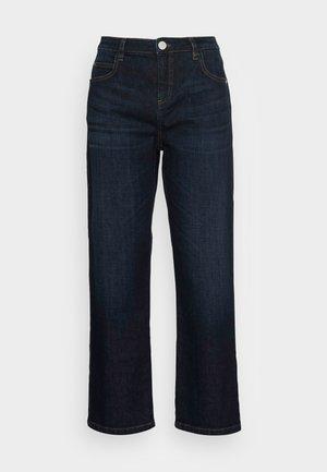 LANI MIDNIGHT - Straight leg jeans - deep blue washed