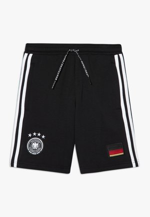 DFB DEUTSCHLAND SHORT UNISEX - Sports shorts - black
