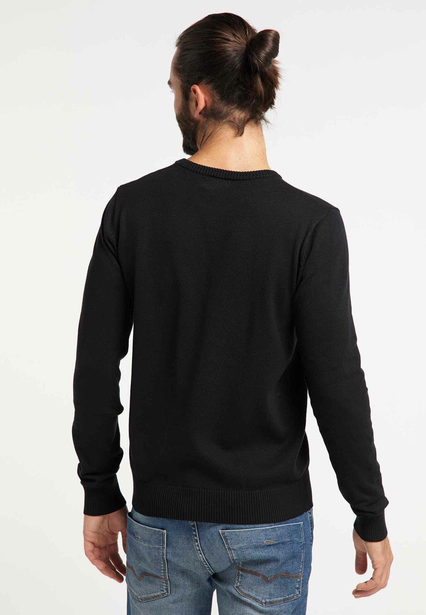 DreiMaster Pullover - black NuIJDHVq