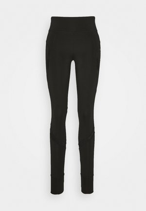 FULL LENGTH TRAINING LEGGING - Leggings - black