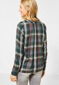 Street One - Button-down blouse - grün - 1