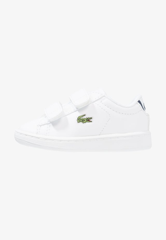 CARNABY EVO BL 1 SPI - Baskets basses - white/navy