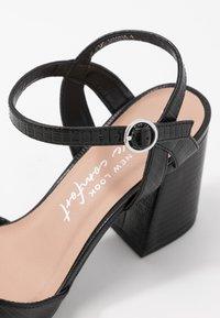 New Look - RAYLA - High heels - black - 2