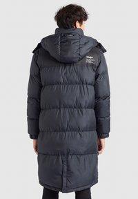 khujo - PERUN - Winter coat - schwarz print - 2