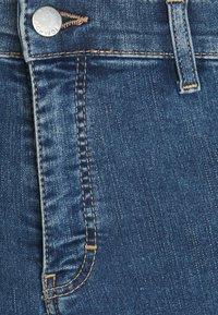 Topshop Petite - Jeans Skinny Fit - dark blue denim - 2