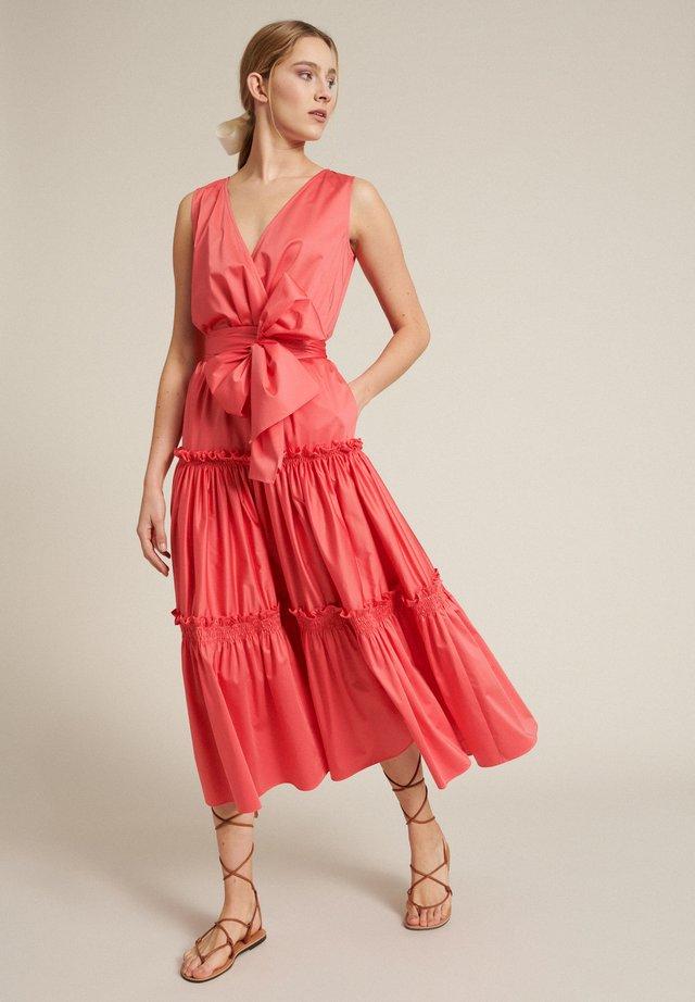Cocktail dress / Party dress - corallo