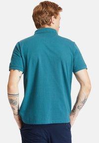 Timberland - MILLERS RIVER - Polo shirt - atlantic deep - 2