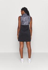 Daily Sports - LUNA DRESS - Sports dress - black - 2