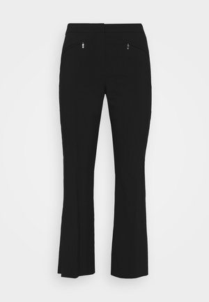 WORKWEAR BOOTCUT TROUSER - Bukse - black