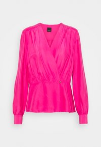 Pinko - LIMITATO BLUSA HABUTAY SOFT TOUCH - Blouse - pink - 0
