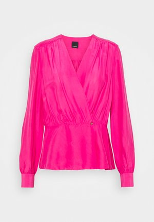 LIMITATO BLUSA HABUTAY SOFT TOUCH - Blouse - pink