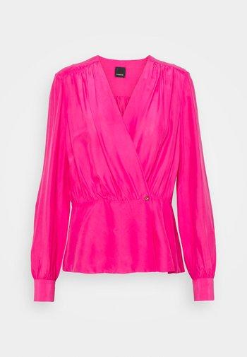 LIMITATO BLUSA HABUTAY SOFT TOUCH - Blouse - pink