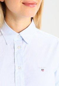 GANT - OXFORD BANKER - Button-down blouse - light blue - 3