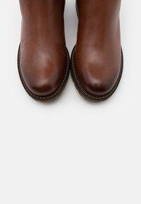 Gabor Comfort - Boots - caramello - 5