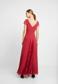 Little Mistress - BIANCA TRIM DRESS - Suknia balowa - raspberry - 2