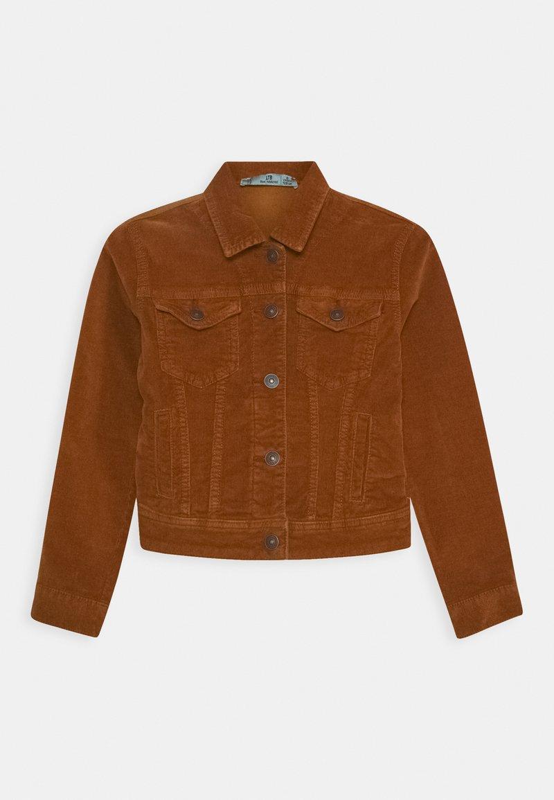 LTB - DEAN - Light jacket - glazed ginger wash
