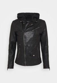 Freaky Nation - BE READY - Leather jacket - black - 6