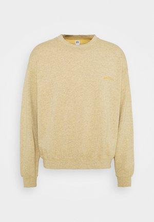 CREWNECK UNISEX - Sweater - buttermilk