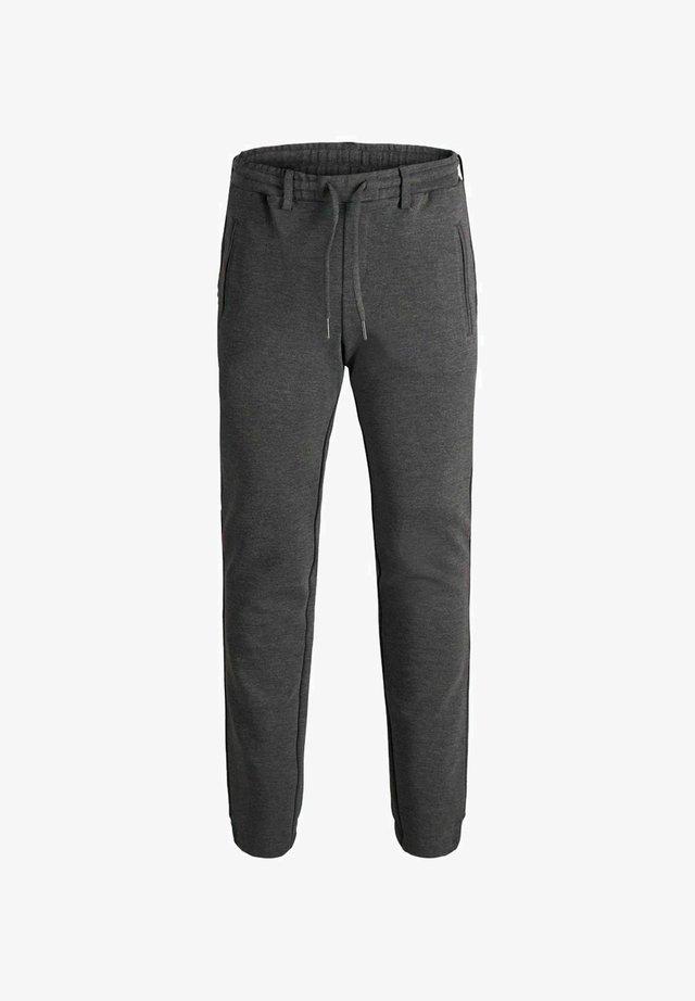 Träningsbyxor - dark grey melange