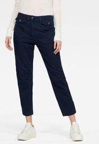 G-Star - ARMY RADAR MID BOYFRIEND - Straight leg jeans - sartho blue - 0