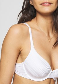 Marks & Spencer London - FULL CUP PLEATS - T-skjorte-BH - white - 5