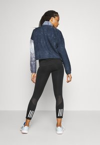 adidas Performance - RESPONSE AEROREADY SPORTS RUNNING LEGGINGS - Tights - black - 2