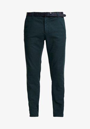 MOTT CLASSIC GARMENT DYED - Chino kalhoty - amalfi green