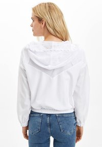 DeFacto - Light jacket - white - 2