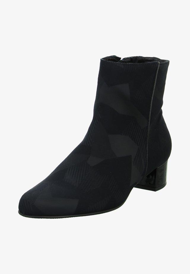 SIENA - Classic ankle boots - schwarz