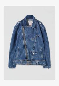 PULL&BEAR - Denim jacket - blue denim - 6