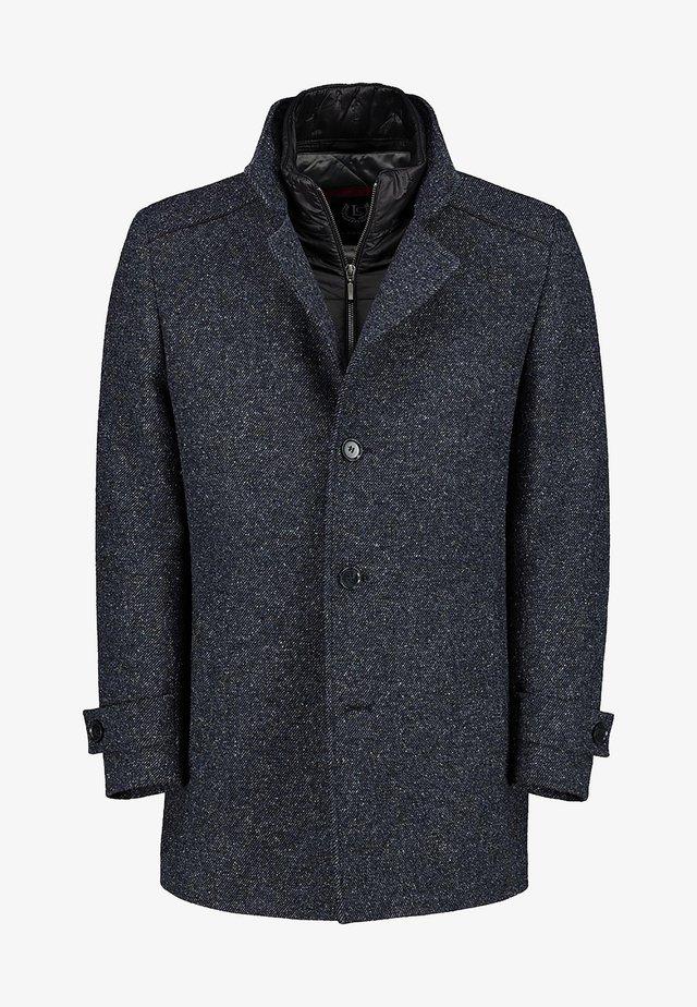 Mantel - blau