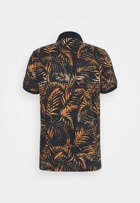 Michael Kors - LEAF PRINTED - Polo shirt - dark blue - 1