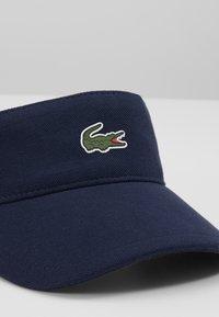 Lacoste Sport - VISOR - Cap - navy blue - 2