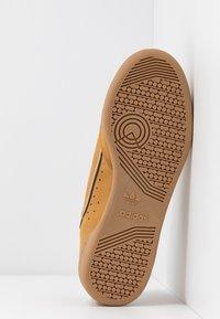 adidas Originals - CONTINENTAL 80 - Sneakers basse - mesa/night brown/equipment yellow - 4