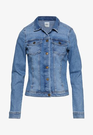 ONLWESTA  - Denim jacket - light blue denim
