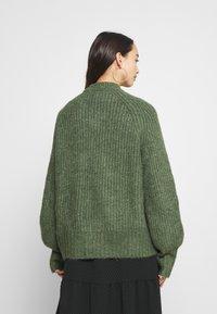 Monki - SONJA - Jumper - khaki green medium dusty - 2
