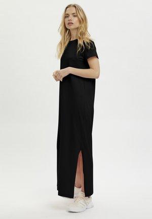 KACELINA - Maxi dress - black deep