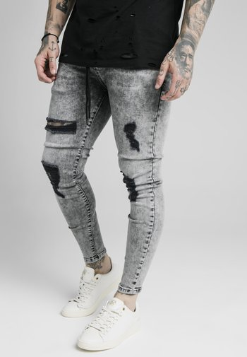 TAPE DISTRESSED
