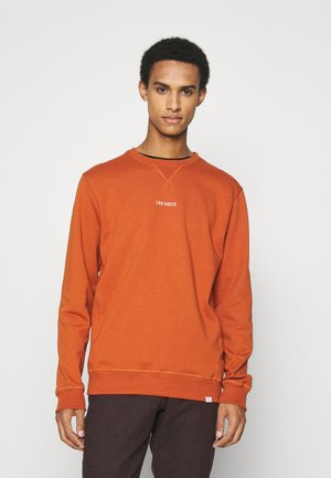 LENS - Sweatshirt - bombay brown/ivory