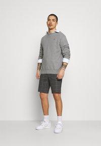 Only & Sons - ONSMARK - Shorts - dark grey melange - 1
