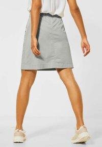 Street One - A-line skirt - grün - 2