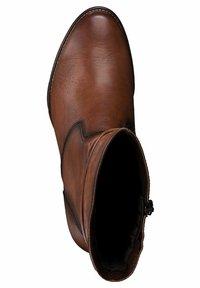 Tamaris - Classic ankle boots - cognac       # - 1